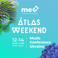 На ATLAS WEEKEND відбудеться Music Conference Ukraine